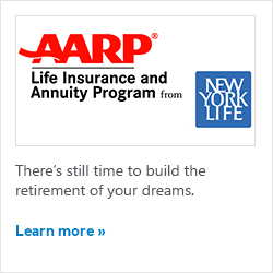 Aarp Term Life Insurance Quotes Inspiration Aarp Life Insurance And Annuity Program From New York Life  New